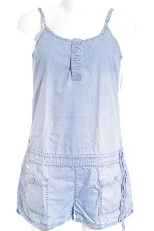 Rip curl Jumpsuit azuur Jeans-look