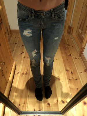 Rip curl Tube jeans azuur-staalblauw