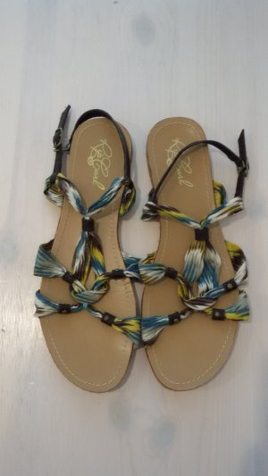 Rip curl Beach Sandals multicolored leather