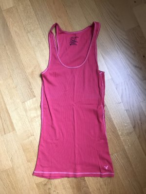American Eagle Outfitters Tank Top magenta-raspberry-red