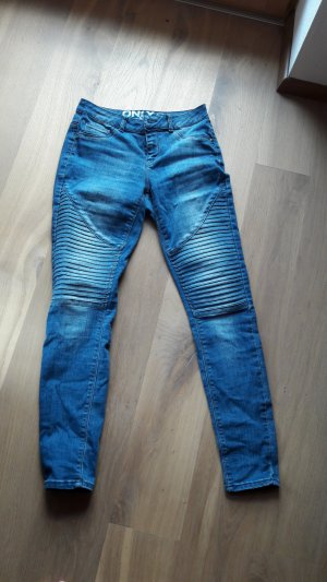 Rippedjeans von Only