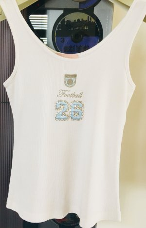 Amor & Psyche Geribd shirt veelkleurig