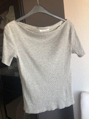 Zara Camisa acanalada multicolor