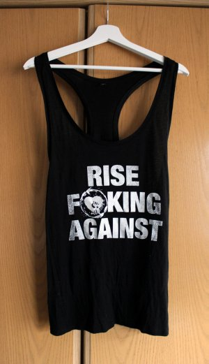 Rise Against Loose Top Gr. M