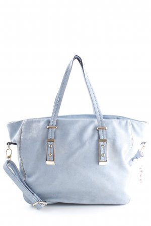 Risskio Carry Bag azure casual look