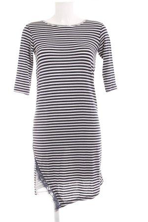 Risskio Shirt Dress striped pattern casual look