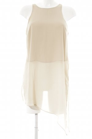 River Island Abendkleid creme Elegant