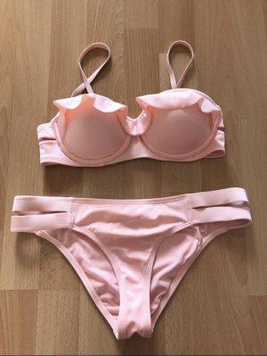 River Island Bikini rosa wie NEU