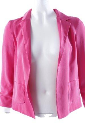 River Island Blazer pink