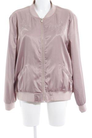 River Island Blouson rosa pallido stile casual