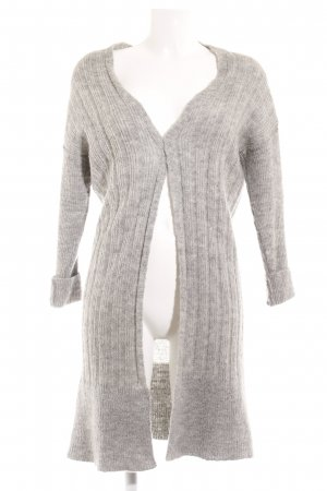 River Island Cardigan hellgrau Casual-Look