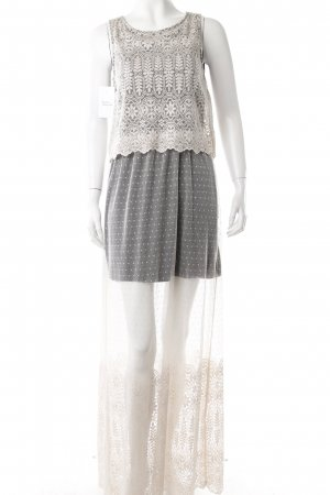River Iceland Chelsea Girl lace dress light beige