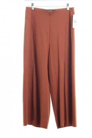 River Island Culottes cognac Street-Fashion-Look