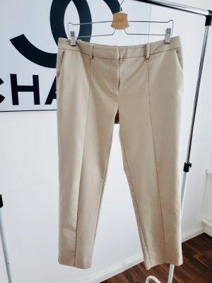 River Island Pantalon 7/8 beige
