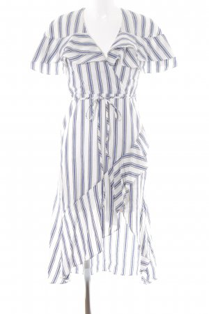 River Island Robe chemise motif rayé style mode des rues