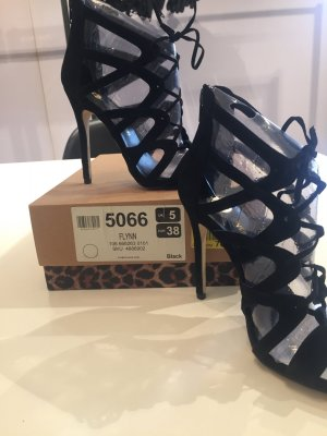 River Island High Heels Black