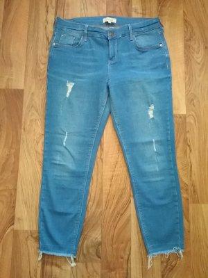 River Island High Waist Skinny Jeans Gr.40 L 28