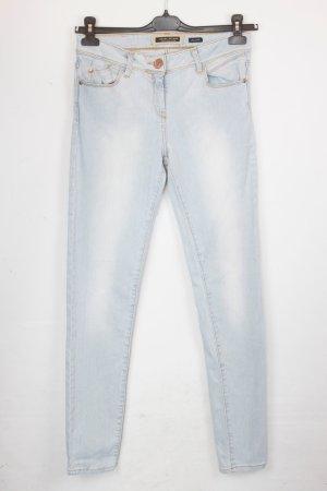 River Island Hose Jeans Gr. 36 hellblau, Slim Jeans (18/4/208)