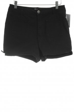 River Island Hot Pants black simple style
