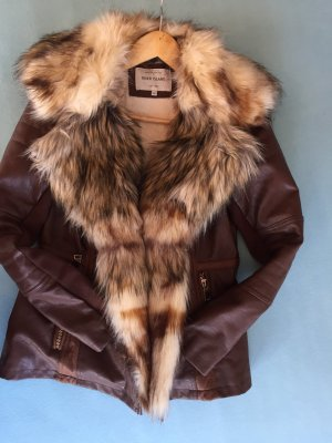 River Island Jacket with Fur