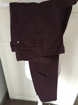 River Island Jeans Bordeaux