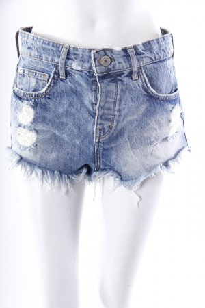 River Island Denim Shorts multicolored