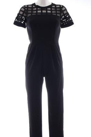 River Island Jumpsuit schwarz Elegant