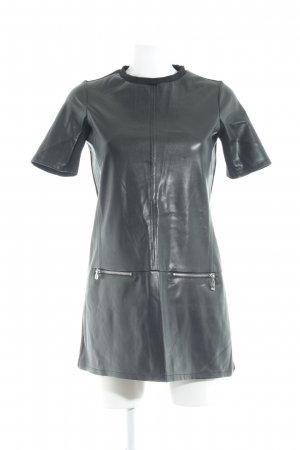 River Island Leather Dress black casual look
