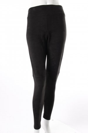 River Island Leggings Wildlederoptik