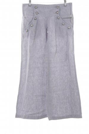 River Island Linen Pants pale blue casual look