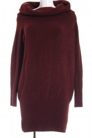 River Island Longpullover brombeerrot Casual-Look