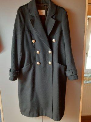 River Island Short Coat black