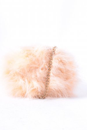 River Island Mini Bag nude-gold-colored elegant