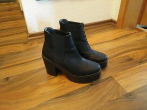 River Island Plateauboots Platform Boots Stiefel Ankleboots 39