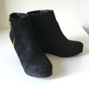 River Island Schuhe Stiefeletten mit Keilabsatz - 41