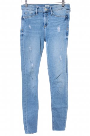 "River Island Skinny Jeans ""Molly"" himmelblau"