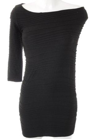 River Island Stretchkleid schwarz Elegant