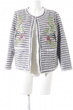 River Island Knitted Blazer striped pattern casual look