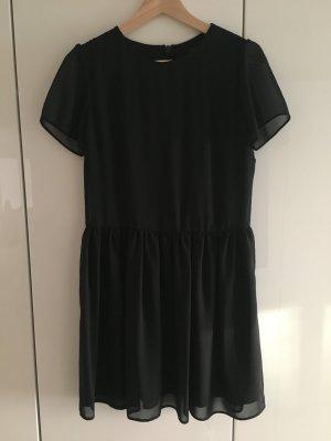 River Island - Swing-Kleid mit kurzen Ärmeln