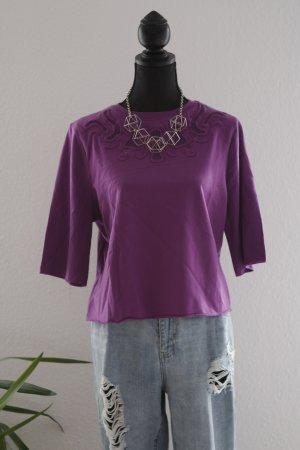 River Island T-Shirt lila