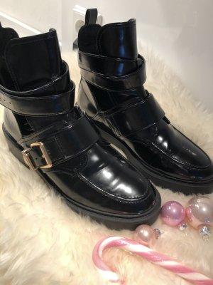 River Islands Boots  in schwarz Größe 37  kaum getragen
