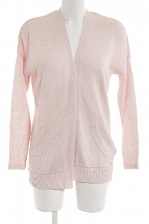 river woods Cardigan pink Casual-Look