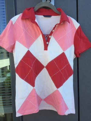River Woods Polo mit burberry Karo Gr 36/38