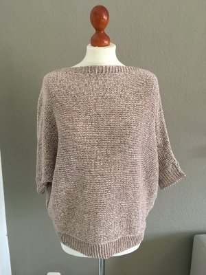 River Woods Pullover Oversize Bändchengarn nude 1 S