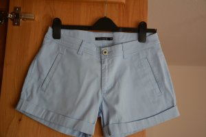River Woods, Shorts/Kurze Hose Gr 38, Hell Blau