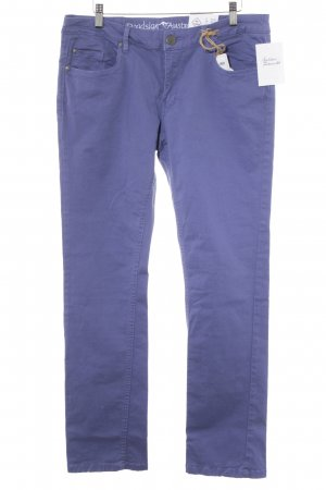 Roadsign australia Slim Jeans lila Casual-Look
