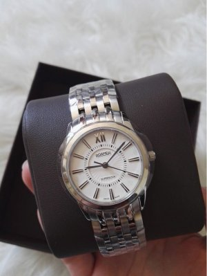 Roamer Damen Armbanduhr XS Supernova Analog Edelstahl 935835Sm1