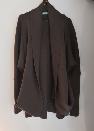 Knitted Cardigan brown