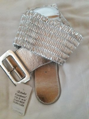 Robako Ceintures Belt silver-colored