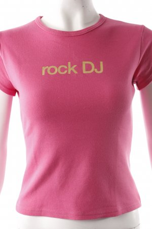 Robbie Williams Tour T-Shirt pink